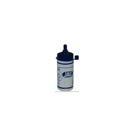 polvo tiralineas azul Jar 250gr
