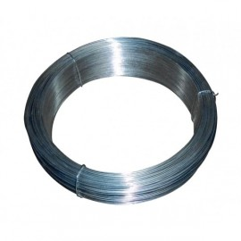 Rollo alambre galvanizado nº5 1mm/1000gr