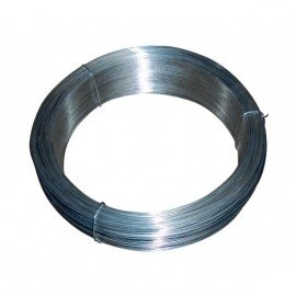 Rollo alambre galvanizado nº11 1.6mm/1000gr