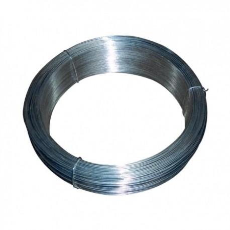 Rollo alambre galvanizado 5 1000gr