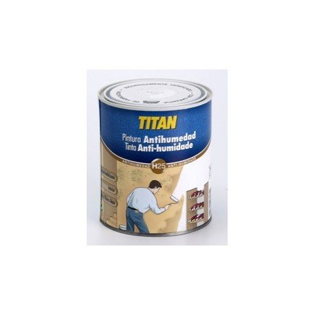 pintura antimanchas titan h25 750ml