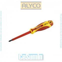 Destornillador aislado boca phillips Alyco 119311