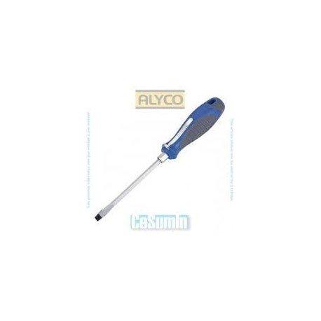 destornillador boca plana alycotools 119008