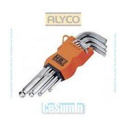 Juego llaves allen Alyco Hr 170610