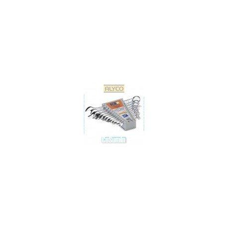 juego llaves combinadas alyco HR 170180