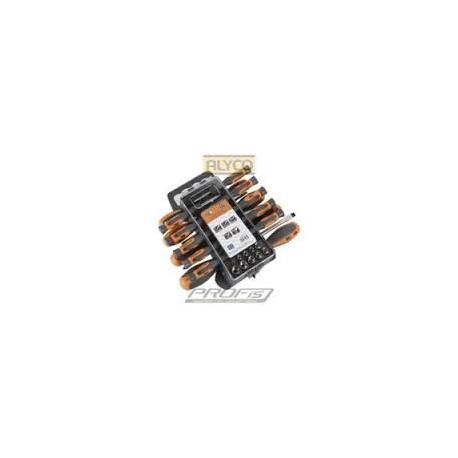 juego destornilladores alyco HR 170465