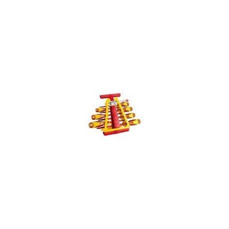 juego destornilladores aislados Alycotools 119340
