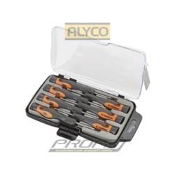 Juego destornilladores Alyco HR 170452
