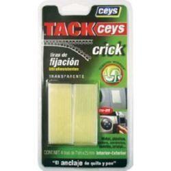 Tackceys crick ceys transparente 507625