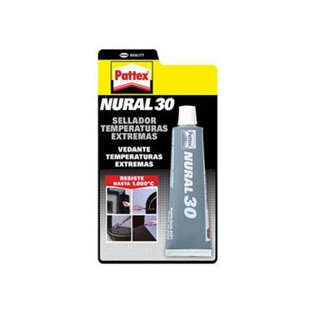 nural 30 pattex sellador alta temperaturas