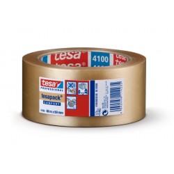cinta tesapack 4100 transparente rugoso