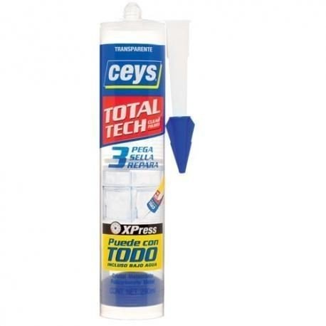 Ceys total Tech Transparente cartucho 290ML