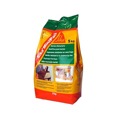 Sika minipack resitente al fuego 5kg