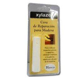 Cera Xylazel reparación madera blanca
