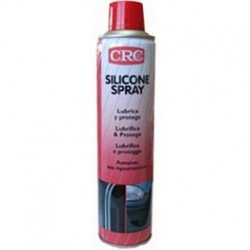 Spray CRC silicona auto 400ml