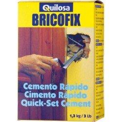 cemento rápido bricofix quilosa 1.3Kg