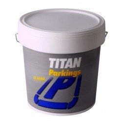 Pintura Titán parkings 4706 4L rojo
