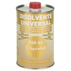 disolvente universal dipistol RM-40 5l