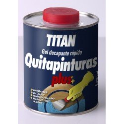 Quitapinturas plus Titan 2.5L