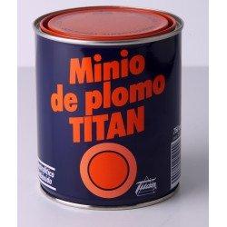 Pintura Titan minio plomo 2.5l