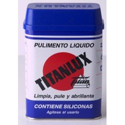 Pulimento líquido Titan 125ml