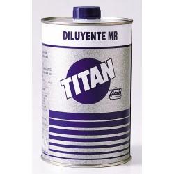 diluyente titan mr 1L