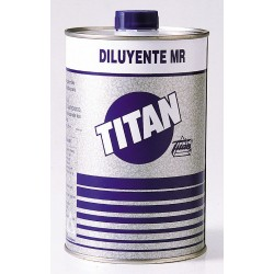 diluyente titan mr 250ml