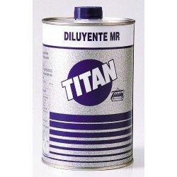 diluyente titan mr 250ml