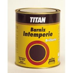 Barniz Titan intemperie 1LT