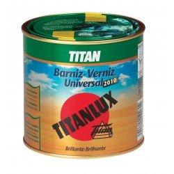 Barniz universal titan ecológico 2010 500ml