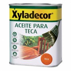 Aceite teca Xyladecor miel 750 ML