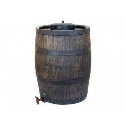 Barril para vino de pie vertical 120 lt. 55x74