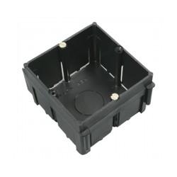 Caja empotrar mecanismo 1/4 elemento