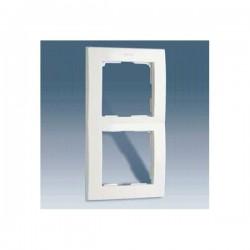 Placa dos elementos blanca 9102 famatel