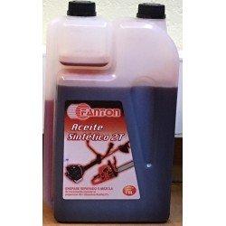 Aceite Fanton sintético 2t-1L