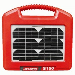 Pastor solar Koltec Viper S-150 con placa