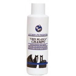 Champú insecticida para cabello de caballos