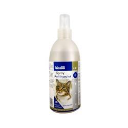 Spray anti-insectos Biozoo para gatos 300 ml.