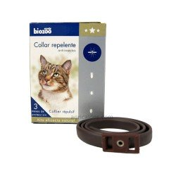 Collar para gatos anti-insectos Biozoo