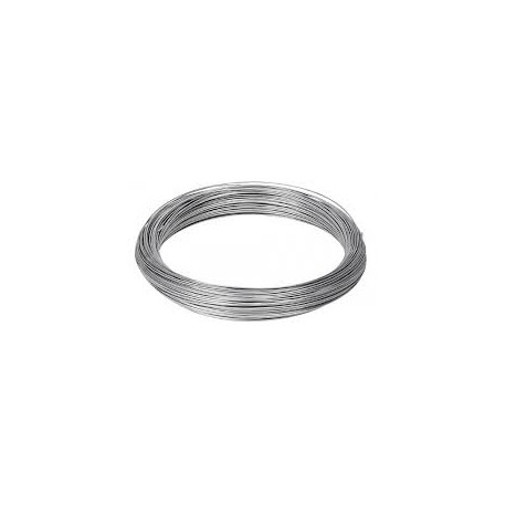 Rollo alambre galvanizado 10/250gr