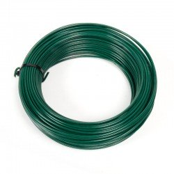 Rollo alambre verde nº11 1,6mm/1000gr rollo 130 mt