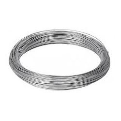 Rollo alambre galvanizado nº14 2,10mm/1000gr rollo 24 mt