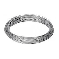 Rollo alambre galvanizado nº8 1,30mm/5,00kg