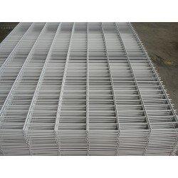 Malla cierre 2600X1500 galvanizada, separación alambre 100X50 **