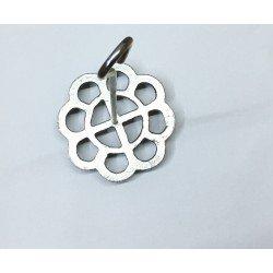 Molde de aluminio para hacer flores