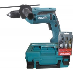 Taladro percutor a la red Makita HP-1641K1X