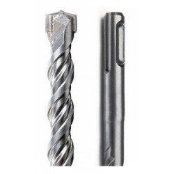 Broca para martillo sds-plus con doble canal 14X160mm