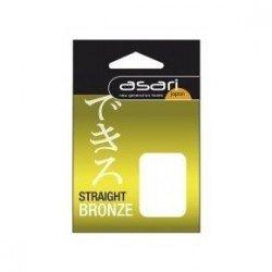 Anzuelo Asari Straight Bronze 14