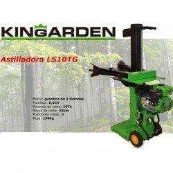Astilladora gasolina Kingarden LS 10 TG