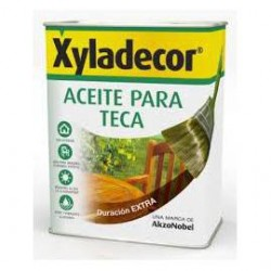 Aceite Xyladecor Teca - Teca 5L.